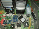 Carcase și componente PC.