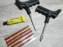 Kit reparat pana la masina , 2 dispozitive și 5 buc snururi