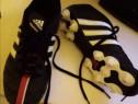 Ghete fotbal Adidas, originale, mărimea 38