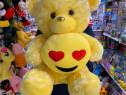 Urs galben smiley
