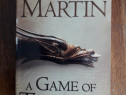 Book one of A Game Of Thrones - George Martin / R3P4S