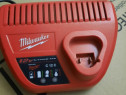 Incarcator Milwaukee m12 c12 c