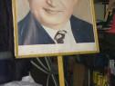 Pancartă Ceaușescu