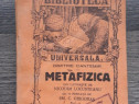 Carte veche dimitrie cantemir metafizica