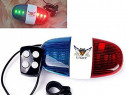 Semnalizare Politie lumini si melodii sonerie accesorii lumi