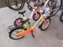 Bicicleta copil aproape noua