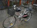 Bicicleta cu motor Posibil schimb cu Matiz -
