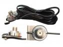 Suport cu cablu Avanti, pentru prindere fixa antena CB