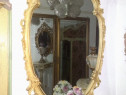 Oglinda baroc venetian/rococo-Ludovic/vintage/antica,1,35m