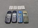 Nokia 3310 3410 defecte pentru piese carcasa acumulator disp