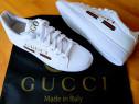 Adidasi Gucci piele eco new model, marimi 39 30 41 42 42 44