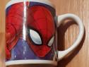 Cana portelan pentru copii cu Spider Man - capacitate 200 ml