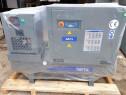 Compresor aer pe surub cu uscator si rezervor-compresoare