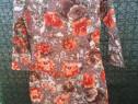 Rochie cu model floral
