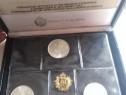 Cutie monezi Argint