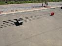 2x Lansete pescuit carbon Sportex 3.90m 3lbs