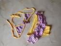 Costum de baie pentru fetite de 7 - 8 ani