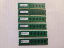 Memorie RAM desktop Transcend, DDR3, 2GB, 1333 MHz, Dual Ran