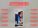 Samsung A20e Blue 32GB Mem 3GB Ram DualSim Neverlock Sigilat