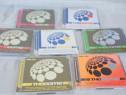 CD original selectii The Dome set 7 bucati duble