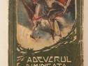 Carte veche 1914 almanah adevarul si dimineata