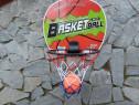 Set cos panou de baschet magic joc pentru copii cu plasa și