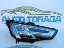 Far dreapta Full Led Audi A4 B9 model 2015-2019