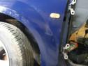 Aripa stângă fata Dacia Logan albastru inchis in stare buna