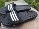 Slapi Adidas ca noi, mar 40 ½, UK 7 (25.57 cm) made in Vietn