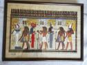 Tablou papirus egiptean