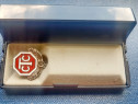 C664-I-Ac Cravata vechi marca CTC alama arginta.