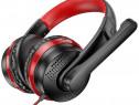 Casti Gaming Hoco W103 Magic tour cu Microfon 3.5mm Red