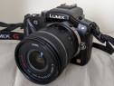 Aparat foto mirrorless Panasonic Lumix DMC-G3, obiectiv 14-4