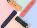 Curele silicon Huawei Watch GT2 Pro model nou