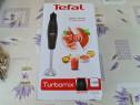 Mixer vertical Turbomix Tefal HB121838, 350W, Lame rezistent