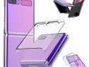 Samsung Z FLIP Z FOLD 2 Husa Transparenta Plastic Fata Spate