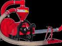 Transportor pneumatic cereale, actionat la tractor, 18tone/h