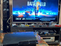 Consola Sony PS3 Slim+Controller Wireless+Battlefield-German