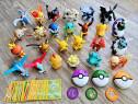 Pokemon - 28 de jucării de la McDonalds plus 45 de cartonașe