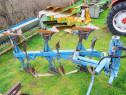 Plug arabil Lemken Opal si Rumpstand, reversibil hidraulic