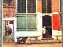 Vermeer, Nicolae Argintescu-Amza, Autograf