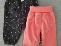 HM pantaloni copii 4 - 6 luni mar. 68 cm