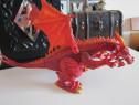 Vintage -Dragon rosu mare