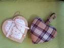 RD190 Inima decorativa 2 modele diferite pernuta ace