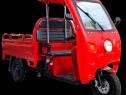 Triciclu Electric, Fara Permis, 120km autonomie, 3900w, RAR