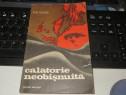 """Radu Theodoru """"Calatorie Neobisnuita"""" roman S.F. - 1975"""
