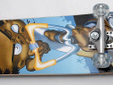 Skateboard spartan one - roti silicon - ax aluminiu - nou