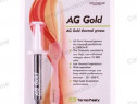 Pasta termoconductoare Gold 3G AG, AG Termopasty - 400575