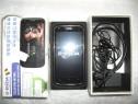 E-BODA Eruption V200, Quad Core, negru, dual SIM, 3G, putin