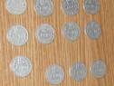 Lot 20 monede 15 bani 1975